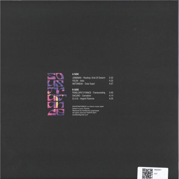 VARIOUS - SSTR/VA01 (Back)