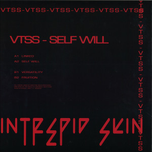 VTSS - Self Will (Back)