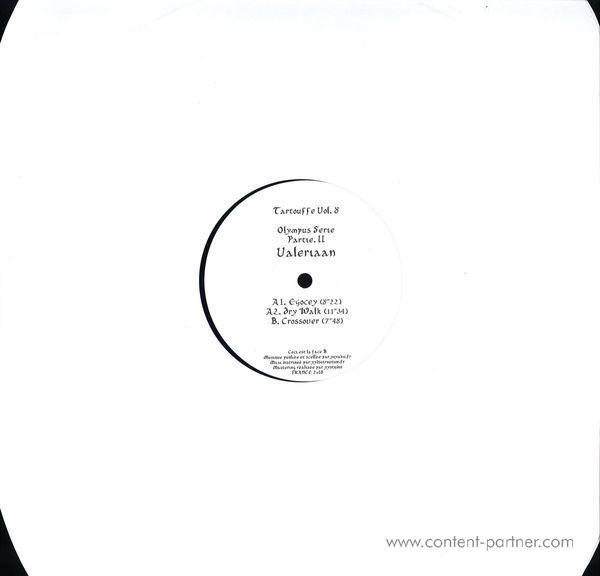 Valeriaan - Olympus Série Partie II (Back)