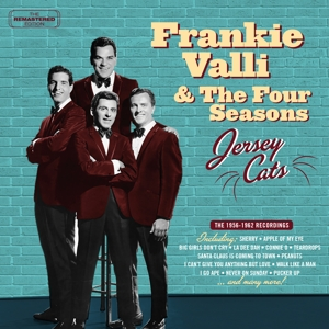 Valli,Frankie & The Four Seasons - Jersey Cats The 1956-1962 Recordings