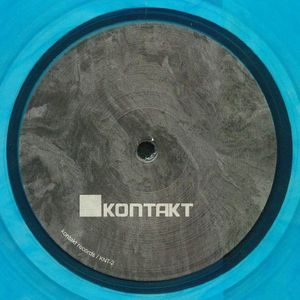Van Bonn - DUNNING KRUGER (CTRLS RMX / MARBLED BLUE VINYL)