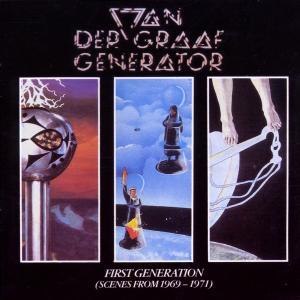 Van Der Graaf Generator - First Generation