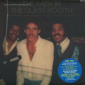 Various - Part B - The Men In The Glass Booth - Disco Eras Most Influ