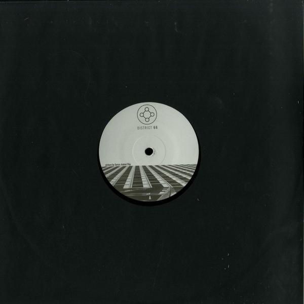 Various Artist - DSTRT005 (Back)