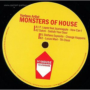 Various Artist - Monsters Of House