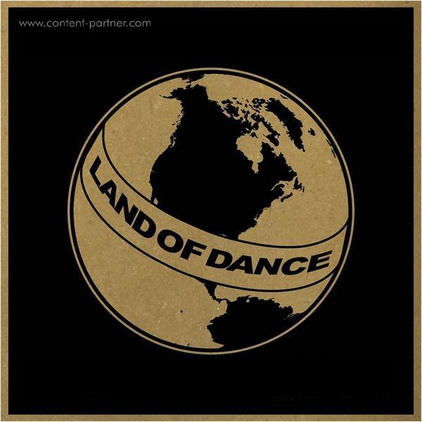 Various Artist - This Is Land Of Dance Part 3&4 (Back)