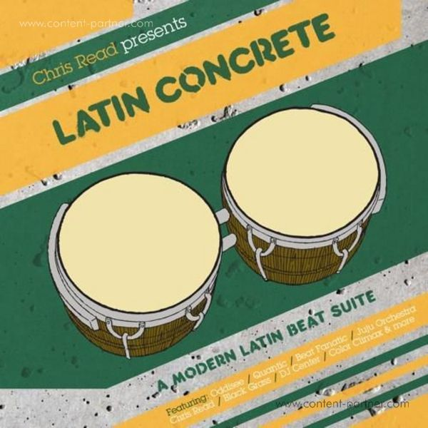 Various Artists / Chris Read - A modern Latin Beat Suite