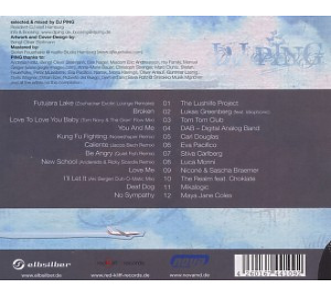 Various Artists / DJ Ping - City Beach Club 7 (Back)