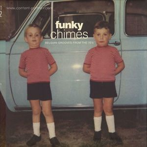 Various Artists - Funky Chimes - Belgian Grooves From The 70's Part 2