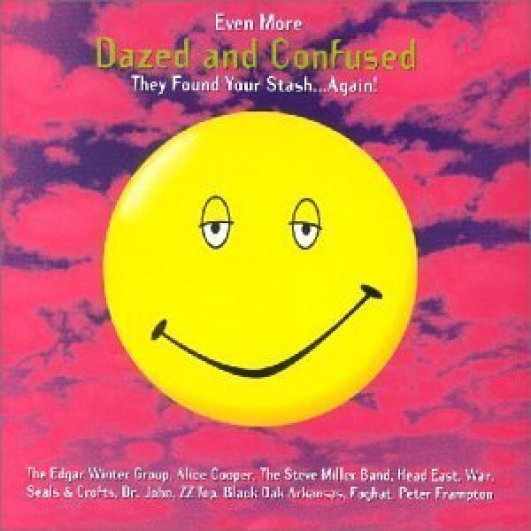 Various Artists / OST - Even More Dazed And Confused (Ltd. Col. LP)