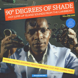 Various Artists - Soul Jazz Rec. Pres. - 90 Degrees of Shade (Part 1)