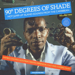 Various Artists - Soul Jazz Rec. Pres. - 90 Degrees of Shade (Part 2)