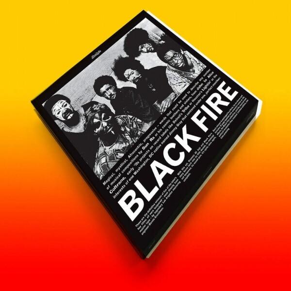 Various Artists (Oneness Of Juju, Experience Unlim - Black Fire (Ltd. Edition 5 LP Box Set)