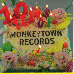 Various Artists - 10 Years of Monkeytown (2LP)