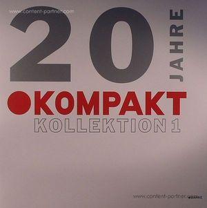 Various Artists - 20 Jahre Kompakt / Kollektion 1