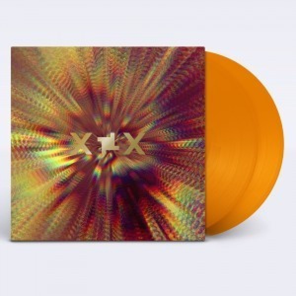 Various Artists - 20 Years Of Fabric (Orange Vinyl 2LP) (Back)