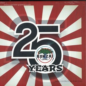 Various Artists - 25 Years Of Bonzai Records 5lp Boxset