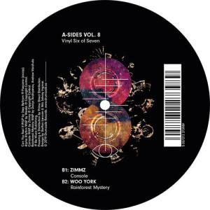 Various Artists - A-Sides Vol. 8 Part 6 (Back)