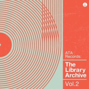 Various Artists - ATA Records: The Library Archive Vol. 2 (LP)