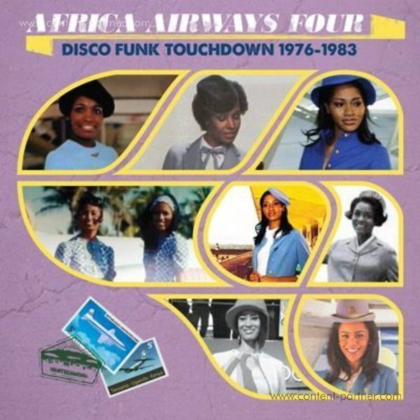 Various Artists - Africa Airways 04 (Disco Funk Touchdown 76-83)