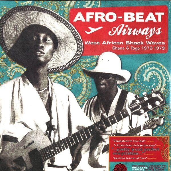 Various Artists - Afro-Beat Airways (Ltd. 2LP Repress)