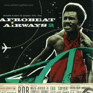 Various Artists - Afro-Beat Airways Vol.2