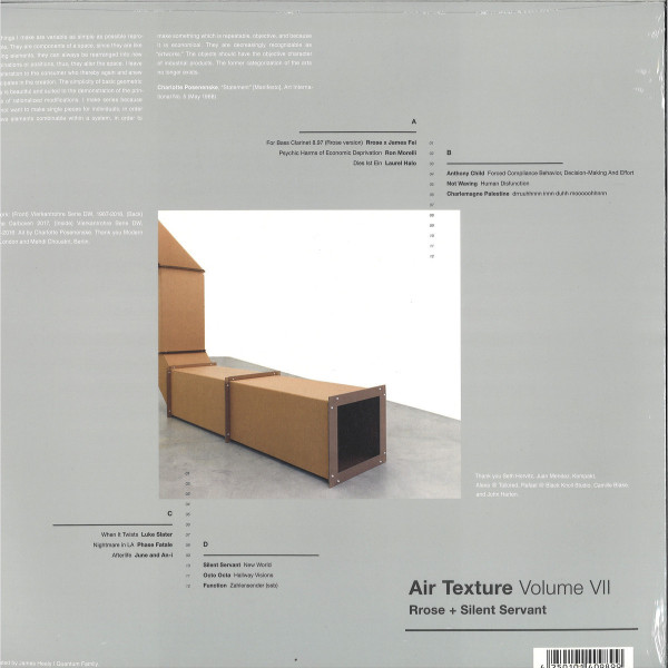 Various Artists - Air Texture Vol. VII (Back)