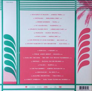 Various Artists - Alefa Madagascar (1974-1984) (2LP) (Back)