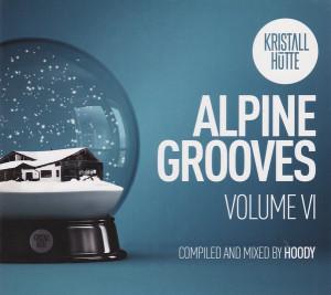 Various Artists - Alpine Grooves, Vol. 6 (Kristallh�tte) (Back)