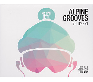Various Artists - Alpine Grooves Vol. 7 (Kristallhütte) (Back)