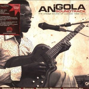 Various Artists - Angola Soundtrack (2LP)