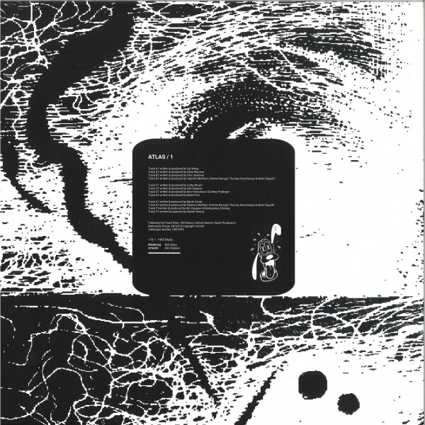 Various Artists - Atlas 1 (Back)