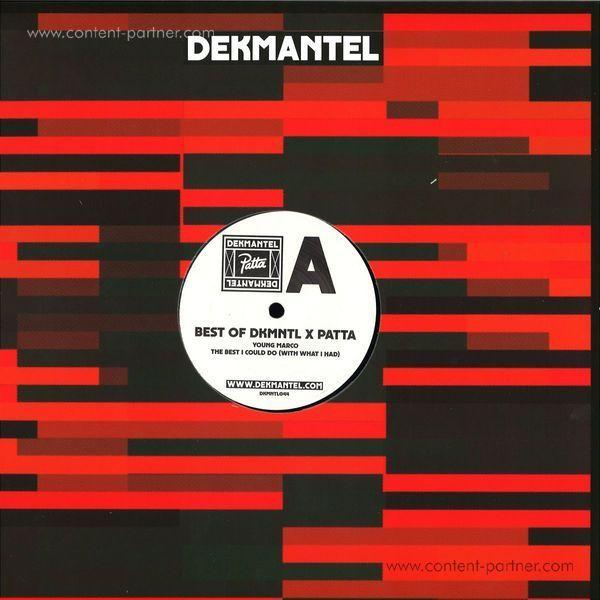 Various Artists - Best Of DKMNTL x PATTA