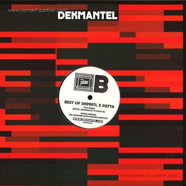 Various Artists - Best Of DKMNTL x PATTA (Back)