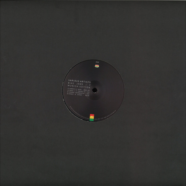 Various Artists - Bias Jams 3 (Munich Edition) (Back)