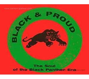 Various Artists - Black & Proud 1&2 (2LP Repress)