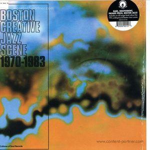 Various Artists - Boston Creative Jazz Scene 1970-1983