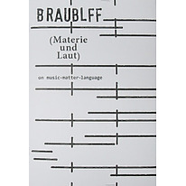 Various Artists - Braublff (Materie Und Laut)