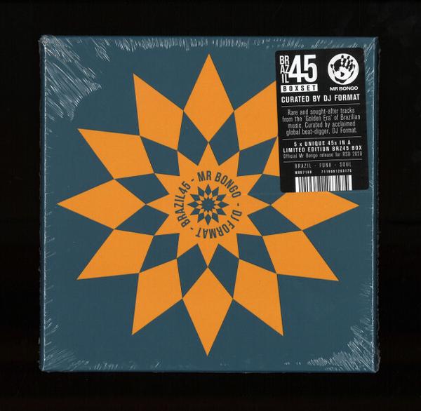 "Various Artists - Brazil 45 (Ltd. 5x7"" Boxset RSD)"