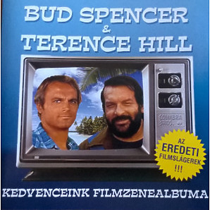 Various Artists - Bud Spencer & Terence Hill (Back)