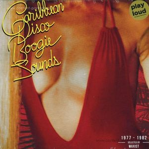 Various Artists - Carribean Disco Sounds