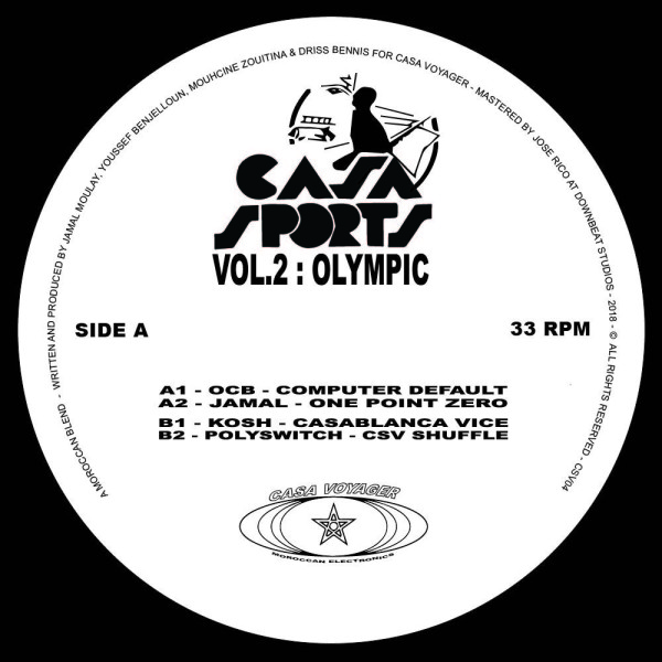 Various Artists - Casa Sports Vol.2