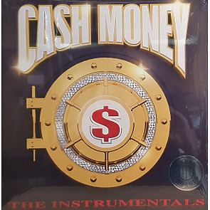 Various Artists - Cash Money: The Instrumentals (2LP)