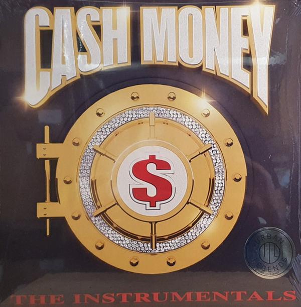 Various Artists - Cash Money: The Instrumentals (2LP)
