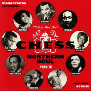 "Various Artists - Chess Northern Soul Vol. 3 (Ltd. Ed. 7"" Box)"