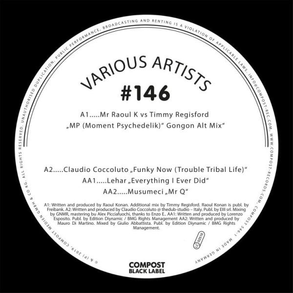 Various Artists - Compost Black Label #146