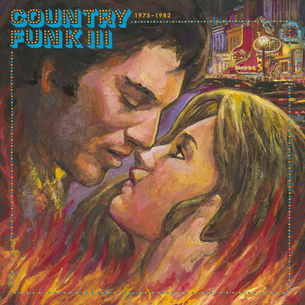 Various Artists - Country Funk Vol. 3 (Ltd. Col. 2LP)
