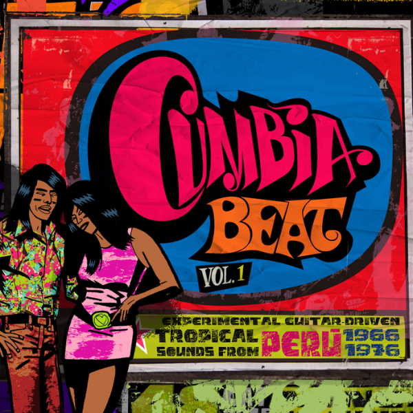 Various Artists - Cumbia Beat Vol. 1 (Repress 2019)