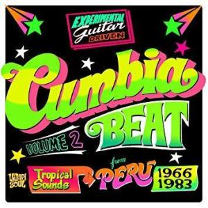 Various Artists - Cumbia Beat Vol. 2 (Repress 2019)