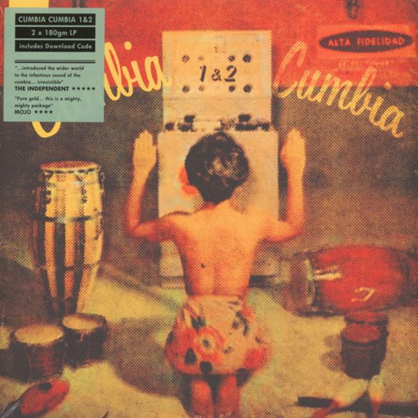 Various Artists - Cumbia Cumbia Vol. 1 & 2 (2LP Reissue)
